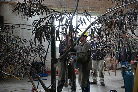 Welding the Tree